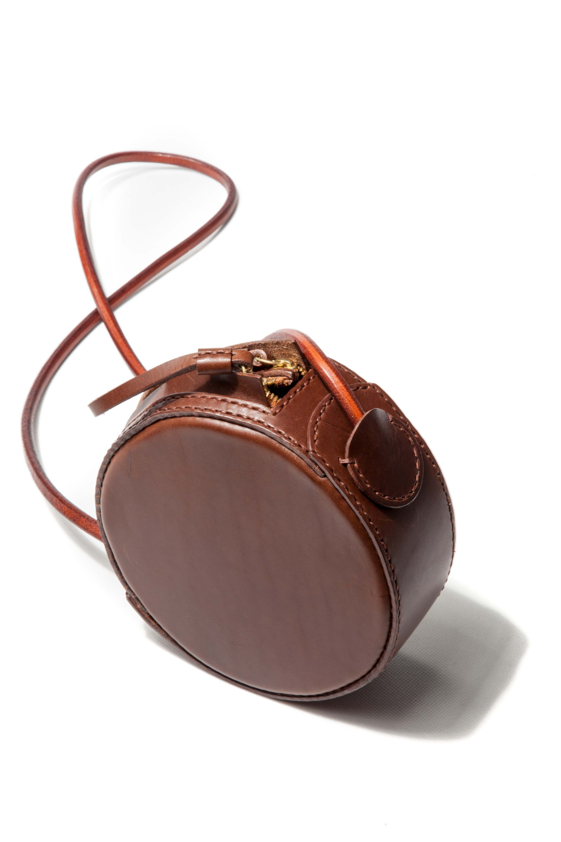 LUBOCHKA El Redondo Bag Brown 22
